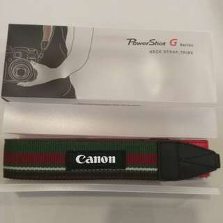 PowerShot G Series - Neck Strap. Tribe