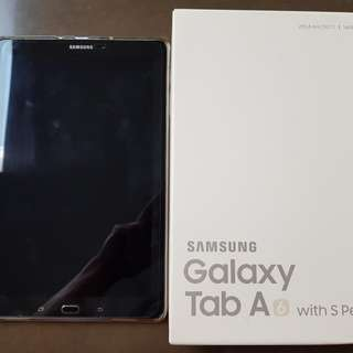 Samsung Tab A with S Pen 10.5