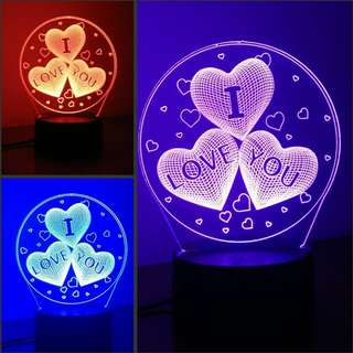 AIOM VALENTINES GIFT LIGHT UP
