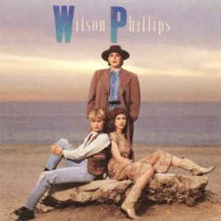 arthcd WILSON PHILIPS CD (Hold On, Release Me, You're In Love etc)