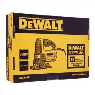 Dewalt DW349R Jig Saw
