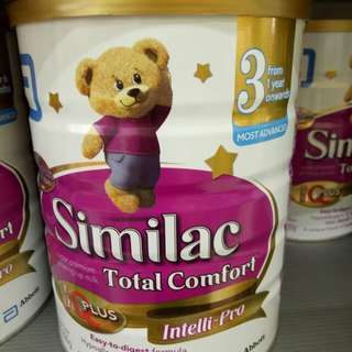 BN Similac Stage 3 Total Comfort