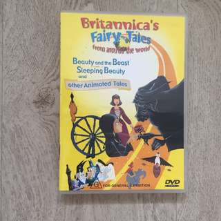 Original Beauty & the Beast Original DVD 📀)with other fairytale)