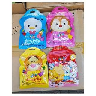 限時代購 韓國食品 海太 HAITAI 迪士尼 DISNEY 造型綜合水果軟糖 56g 01/25 12:00結單