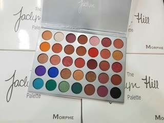 Jaclyn hill morphe palettes