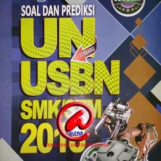 SOAL DAN PREDIKSI UN USBN SMK/STM 2018 TERBARU EDISI LENGKAP BSNP  TIM STUDI GURU SMK/STM