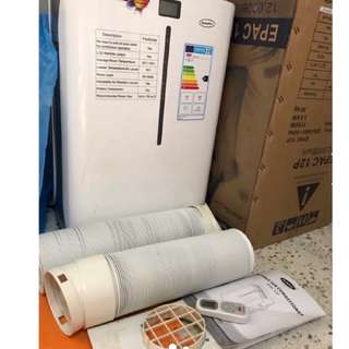 EuropAce portable air conditioner / cooler