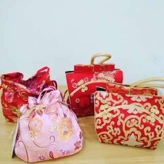 Chinese New Year Pouch