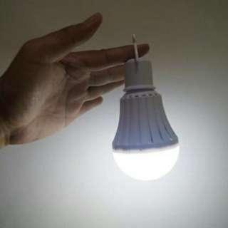 Lampu emergency bohlam sentuh ajaib 21watt
