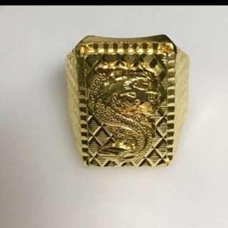 Gold Ring (22k 28.9 grms)