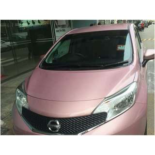 Nissan Note 1.2 Auto