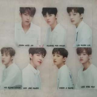 Wanna One unofficial Pc