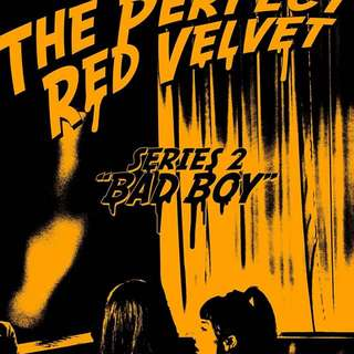 [ems po] PRICE OUT! Red Velvet 2nd Repackage Album 'The Perfect Red Velvet'