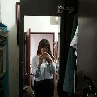 襯衫(藍)