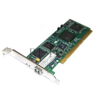 Emulex LP9002L-E 2 gbit PCI-X Fiber Channel HBA Card (Single Port)