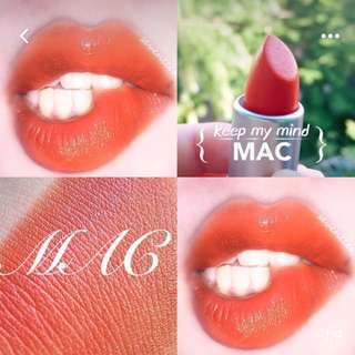 MAC morange