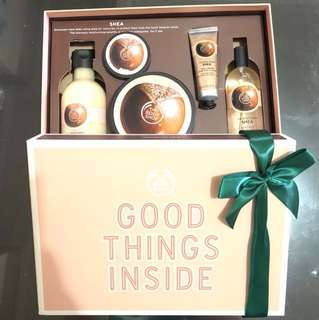 The Body Shop Sets Gift