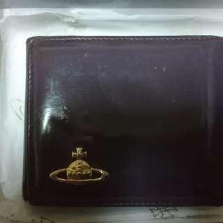 Vivienne Westwood 銀包 (有盒)
