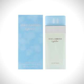 D&G Light Blue Women (2 in-stock)