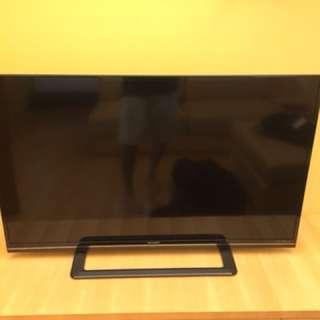 Sharp 46 inch multi-system HD TV