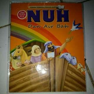 Nuh dan air Bah