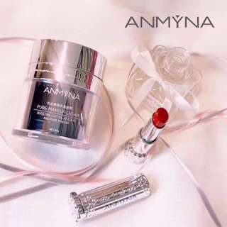 Anmyna Pure Makeup Cream 50g Free Anmyna Limited Lipstick + Anmyna Pure Makeup Cream mini/5g