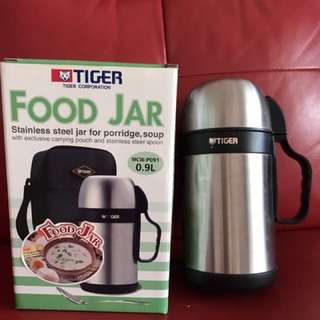 Tiger brand Thermos Food Jar