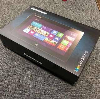 Lenovo 平板電腦 已升級至 Windows 10