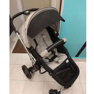 Sweet cherry scr10 stroller