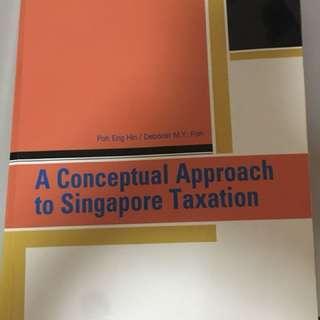 AC2301 Principles Of Taxation