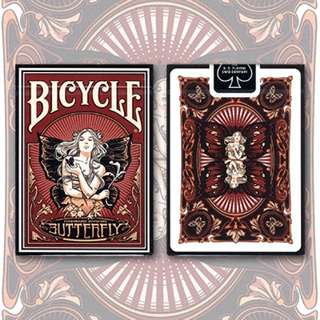 Bicycle Butterfly Playing Cards (limited edition)