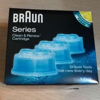 Braun 清洗液