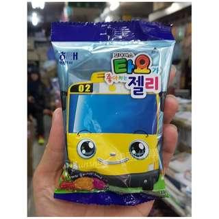 限時代購 韓國食品 海太 HAITAI 小巴士 造型綜合水果軟糖  65g  01/25 12:00結單