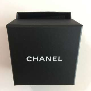 Chanel 耳環盒 earrings box