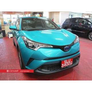Toyota C-HR Hybrid 1.8A S (OPC)