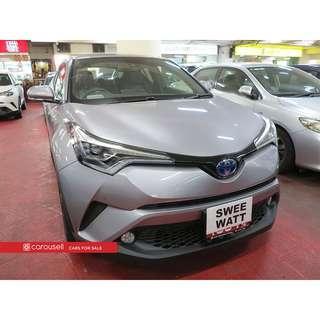 Toyota C-HR Hybrid 1.8A G (OPC)