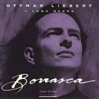 arthcd OTTMAR LIEBERT + LUNA NEGRA Borrasca CD