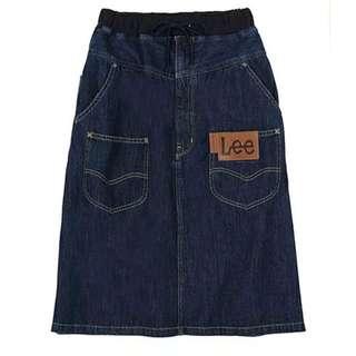 Lee x mercibeaucoup 牛仔半裙