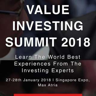 Value Investing Summit 2018