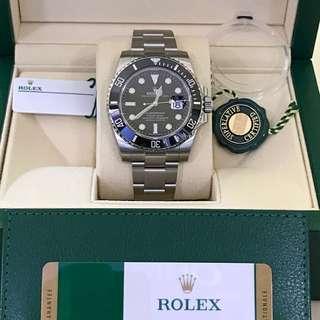 Rolex Submariner Date Ceramic Bazel