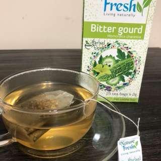 Nature Fresh Bitter gourd 苦瓜茶 (2g x 25)