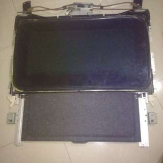 sunroof rx8 3step