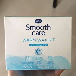 Boots Smooth care warm wax kit