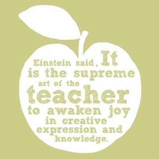 English educator