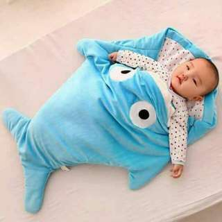 Baby Sleeping Bag Fish