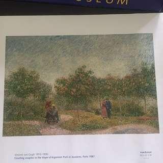 Van Gogh prints