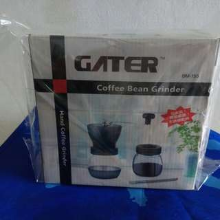 Gater coffee beans grinder