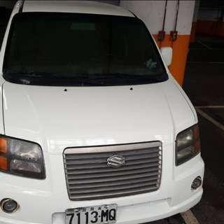 2004鈴木所立歐1.3【轎版】