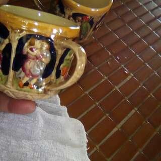 Rare ceramics