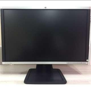 HP LCD monitor 24 inch